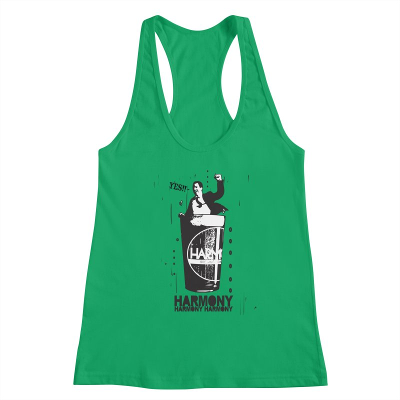 YES! Women's Tank by Harmony Brewing Company