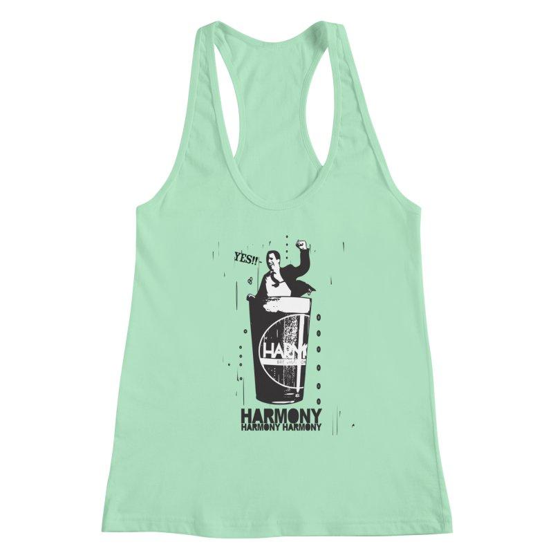 YES! Women's Tank by Harmony Brewing Company