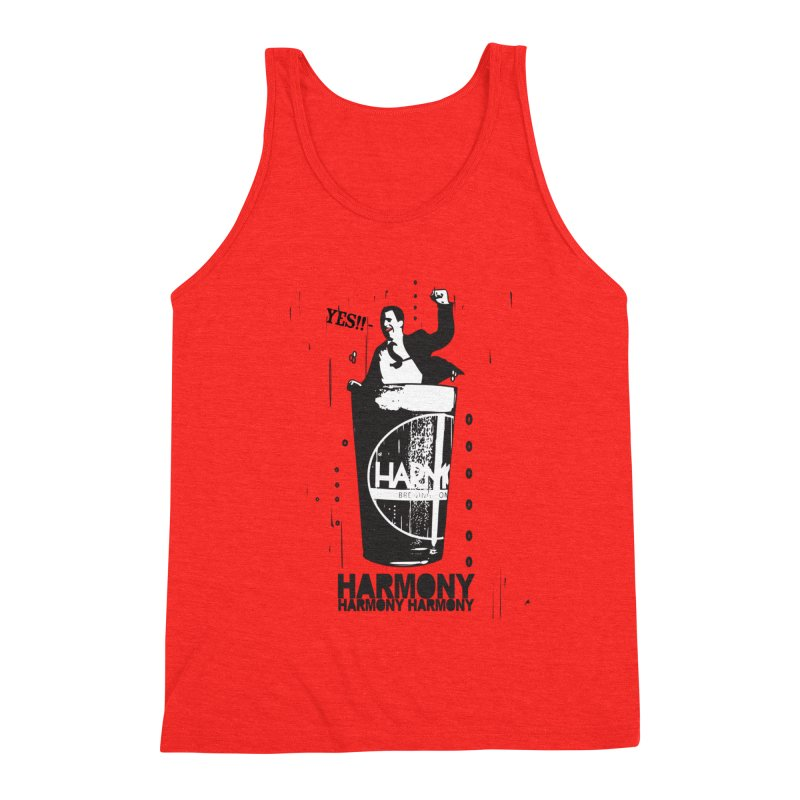 YES! Men's Tank by Harmony Brewing Company