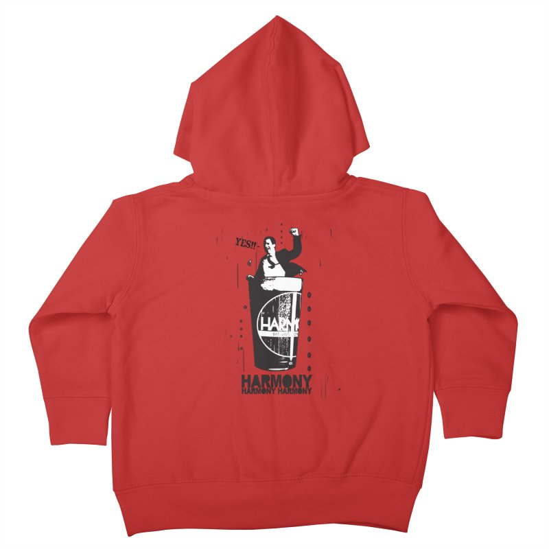 YES! Kids Toddler Zip-Up Hoody by Harmony Brewing Company