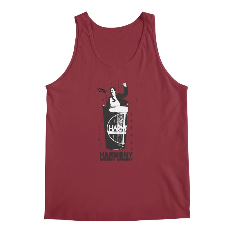 YES! Men's Regular Tank by Harmony Brewing Company