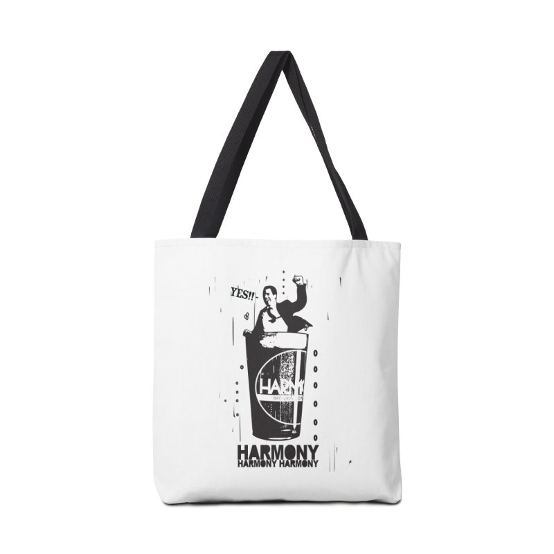 YES! Accessories Tote Bag Bag by Harmony Brewing Company