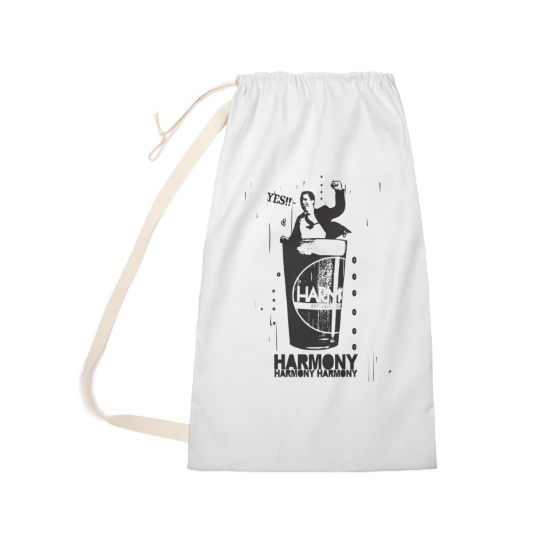 YES! Accessories Laundry Bag Bag by Harmony Brewing Company