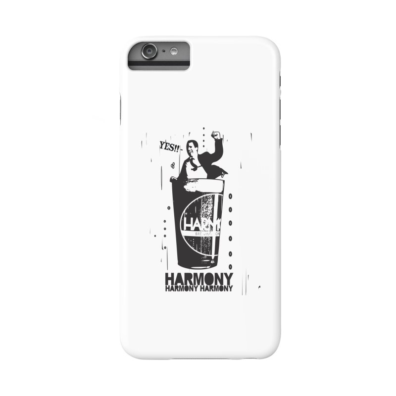 YES! Accessories Phone Case by Harmony Brewing Company