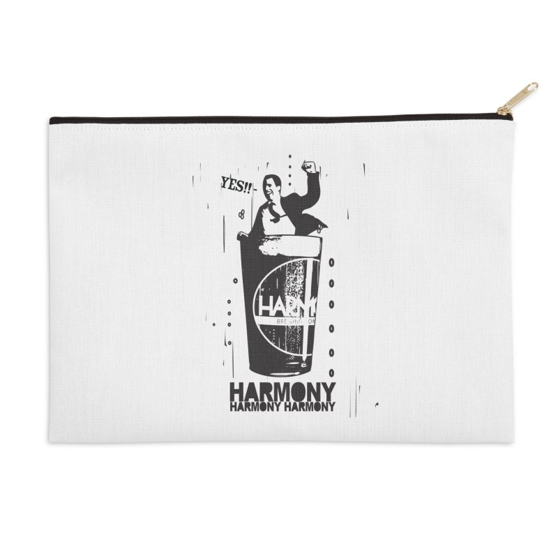 YES! Accessories Zip Pouch by Harmony Brewing Company