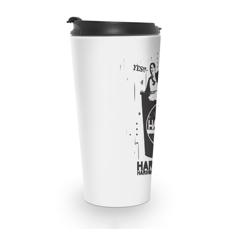 YES! Accessories Travel Mug by Harmony Brewing Company