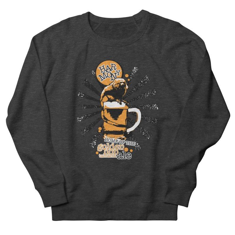 Golden Lion Tamarin Women's Sweatshirt by Harmony Brewing Company