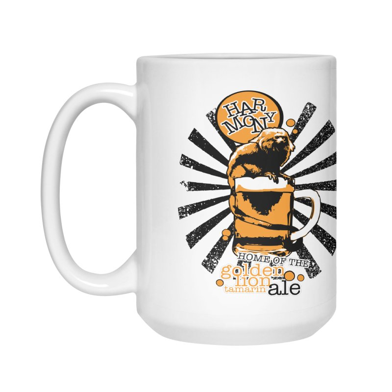 Golden Lion Tamarin Accessories Mug by Harmony Brewing Company