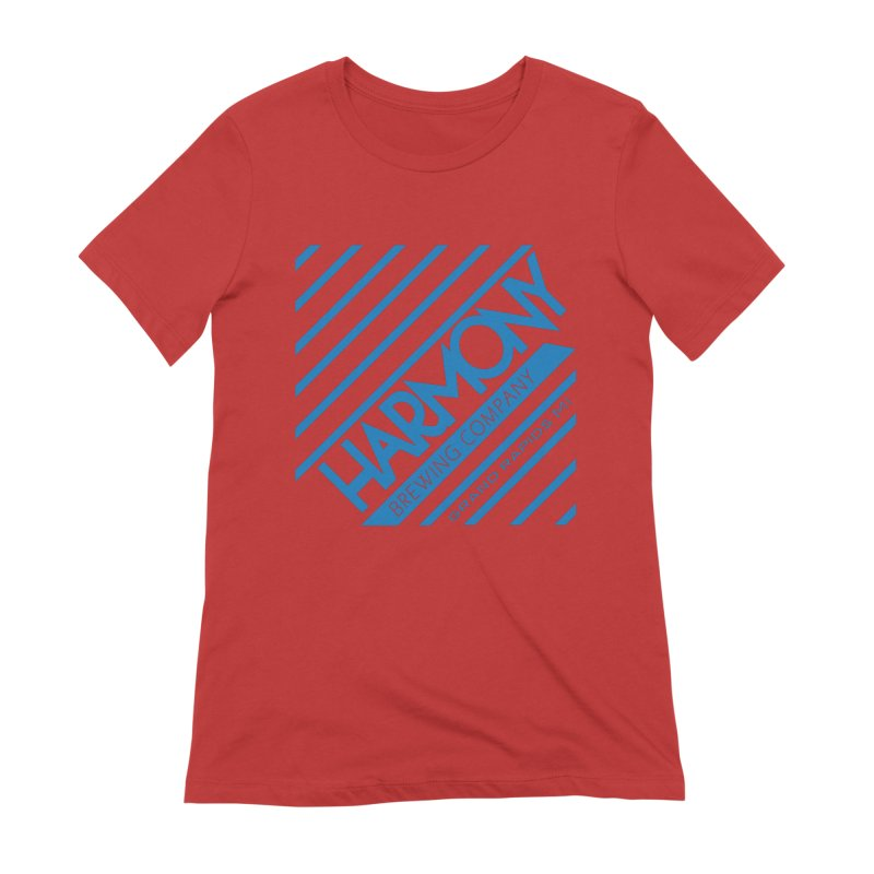 Our Harmony Women's Extra Soft T-Shirt by Harmony Brewing Company