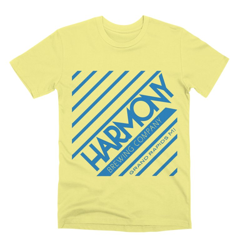 Our Harmony Men's Premium T-Shirt by Harmony Brewing Company
