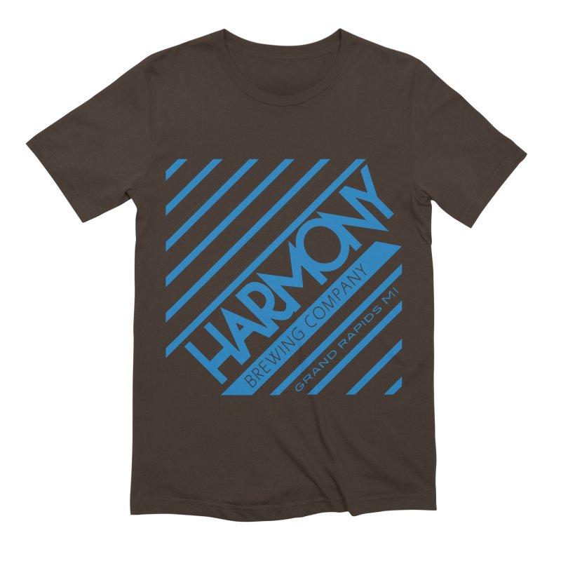 Our Harmony Men's Extra Soft T-Shirt by Harmony Brewing Company