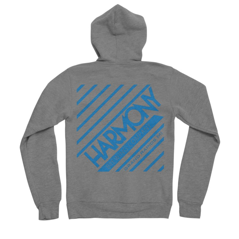 Our Harmony Women's Zip-Up Hoody by Harmony Brewing Company