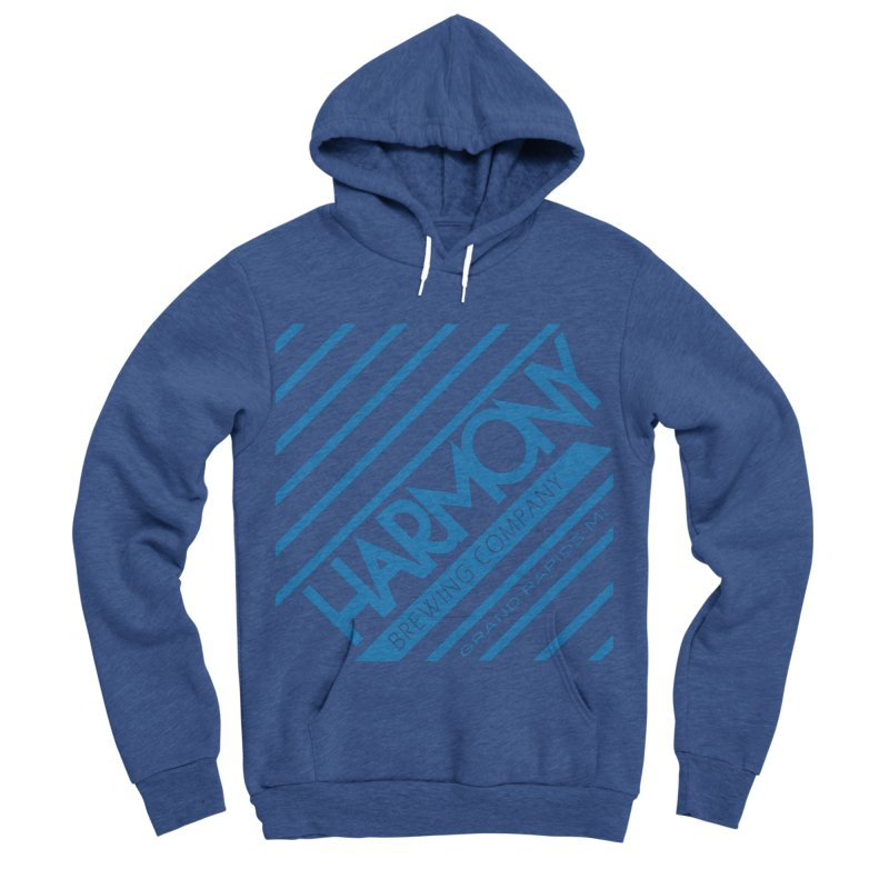 Our Harmony Women's Sponge Fleece Pullover Hoody by Harmony Brewing Company