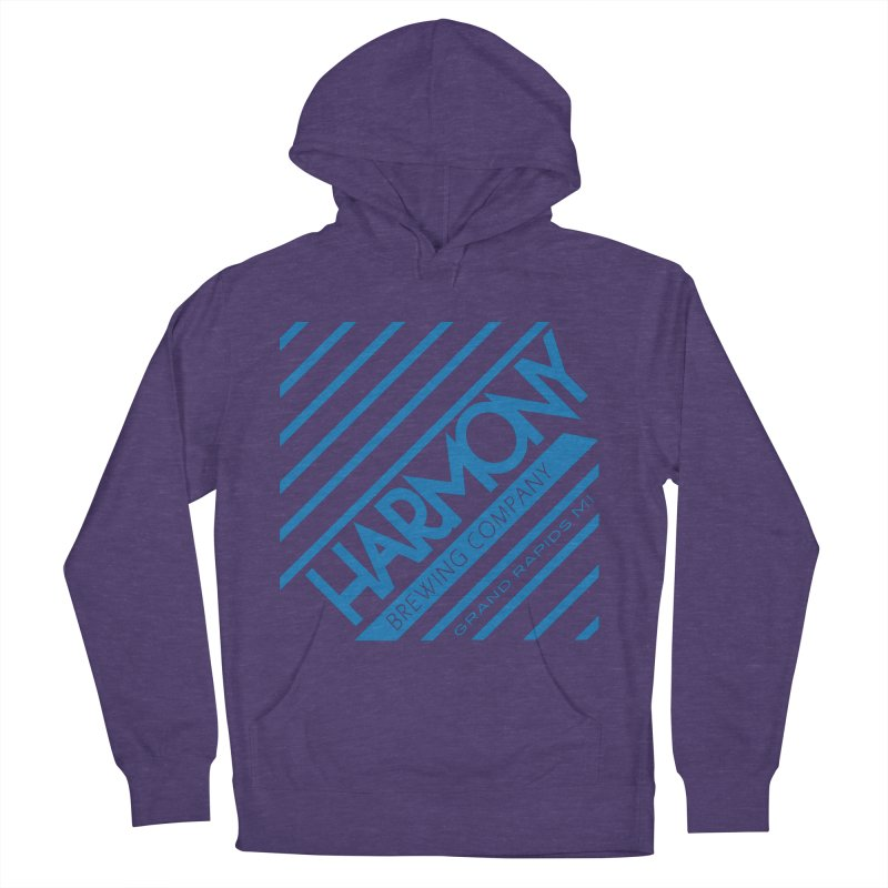 Our Harmony Men's French Terry Pullover Hoody by Harmony Brewing Company