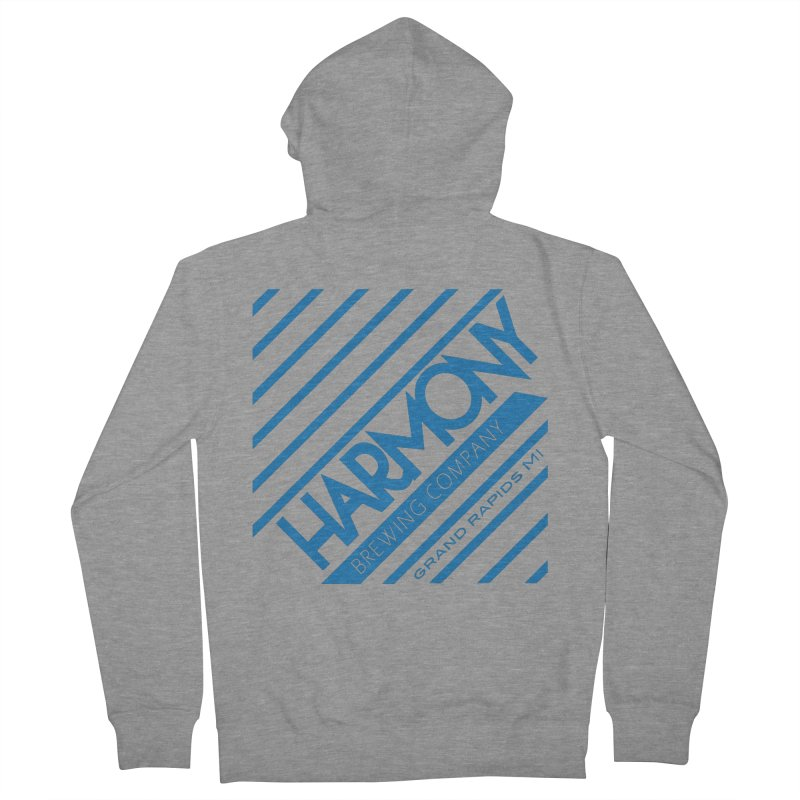 Our Harmony Women's French Terry Zip-Up Hoody by Harmony Brewing Company