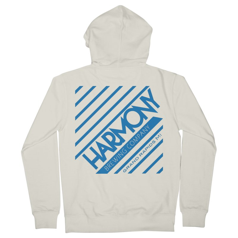 Our Harmony Men's Zip-Up Hoody by Harmony Brewing Company