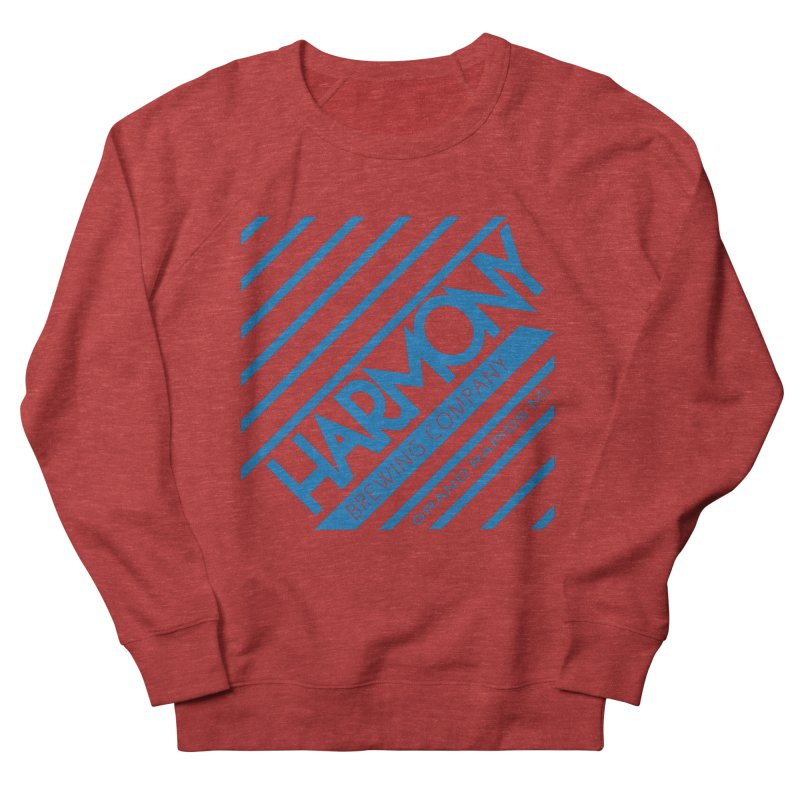 Our Harmony Women's French Terry Sweatshirt by Harmony Brewing Company