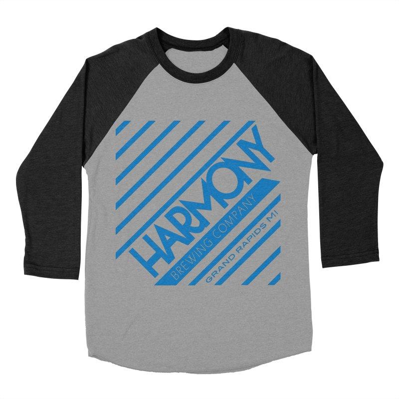 Our Harmony Men's Baseball Triblend Longsleeve T-Shirt by Harmony Brewing Company
