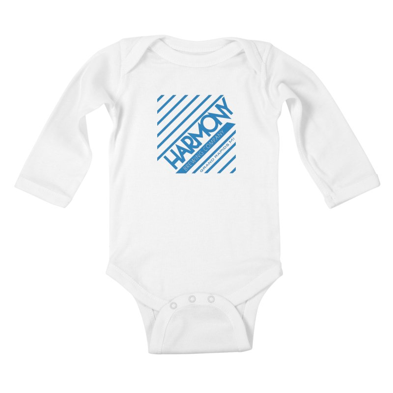 Our Harmony Kids Baby Longsleeve Bodysuit by Harmony Brewing Company