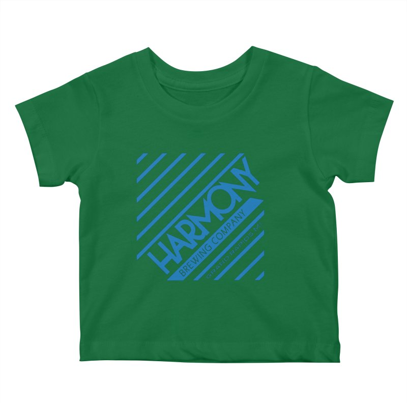 Our Harmony Kids Baby T-Shirt by Harmony Brewing Company