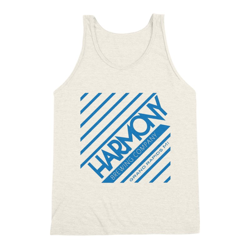 Our Harmony Men's Triblend Tank by Harmony Brewing Company