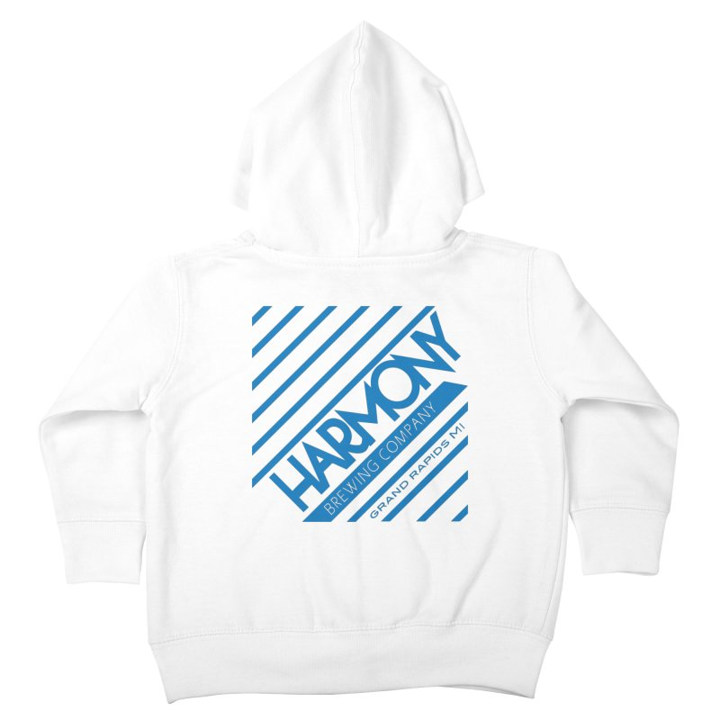 Our Harmony Kids Toddler Zip-Up Hoody by Harmony Brewing Company
