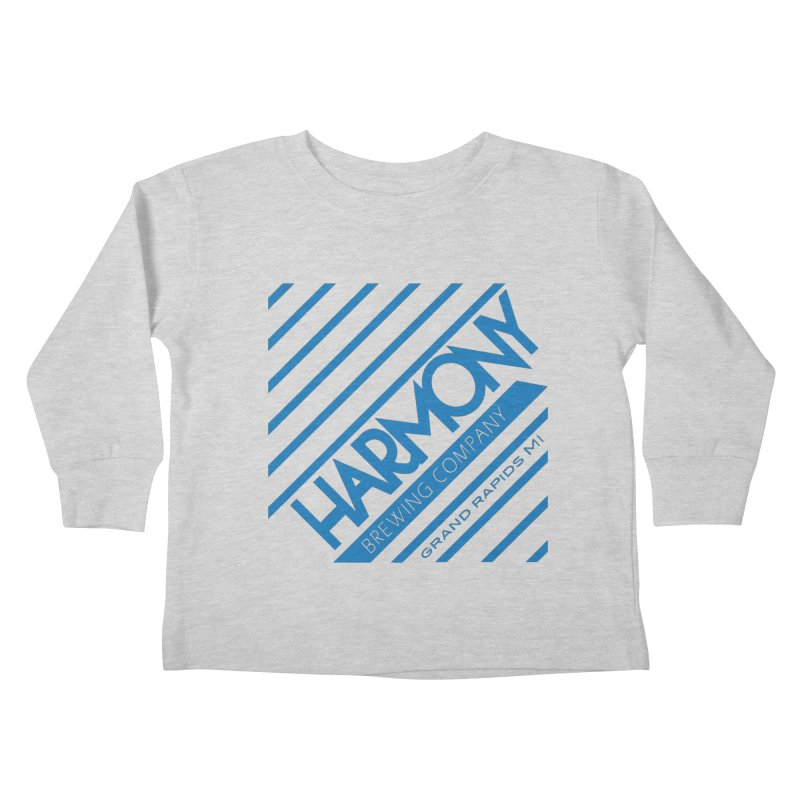 Our Harmony Kids Toddler Longsleeve T-Shirt by Harmony Brewing Company