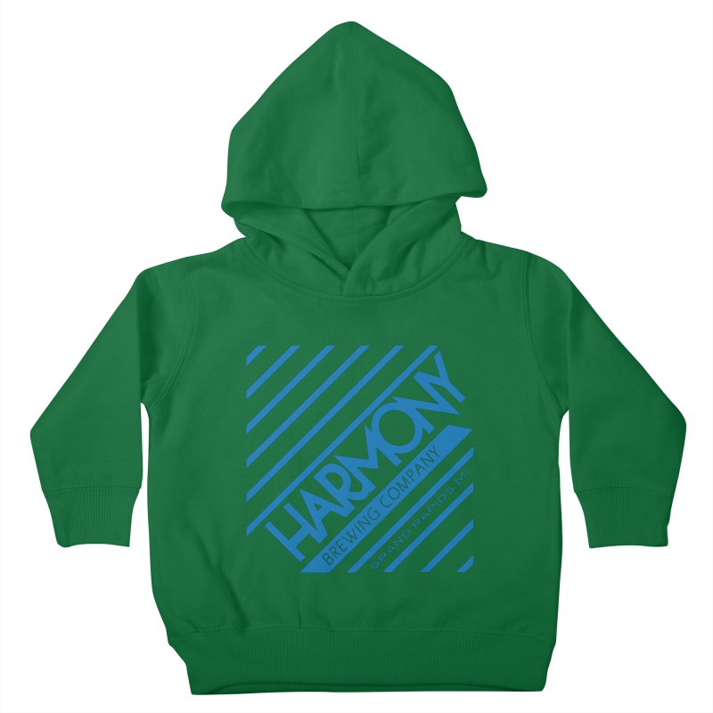Our Harmony Kids Toddler Pullover Hoody by Harmony Brewing Company