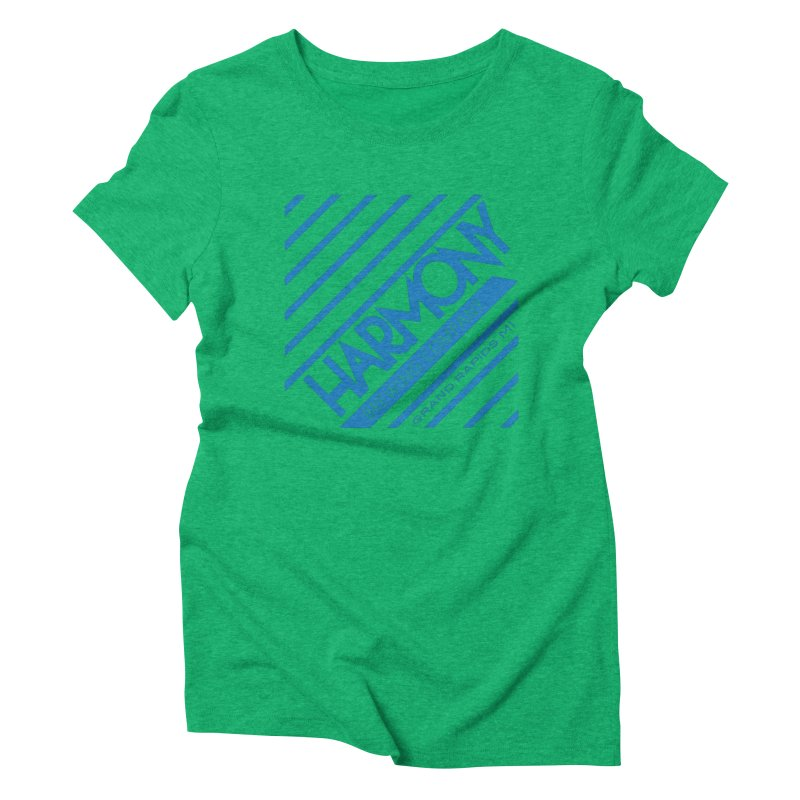 Our Harmony Women's Triblend T-Shirt by Harmony Brewing Company