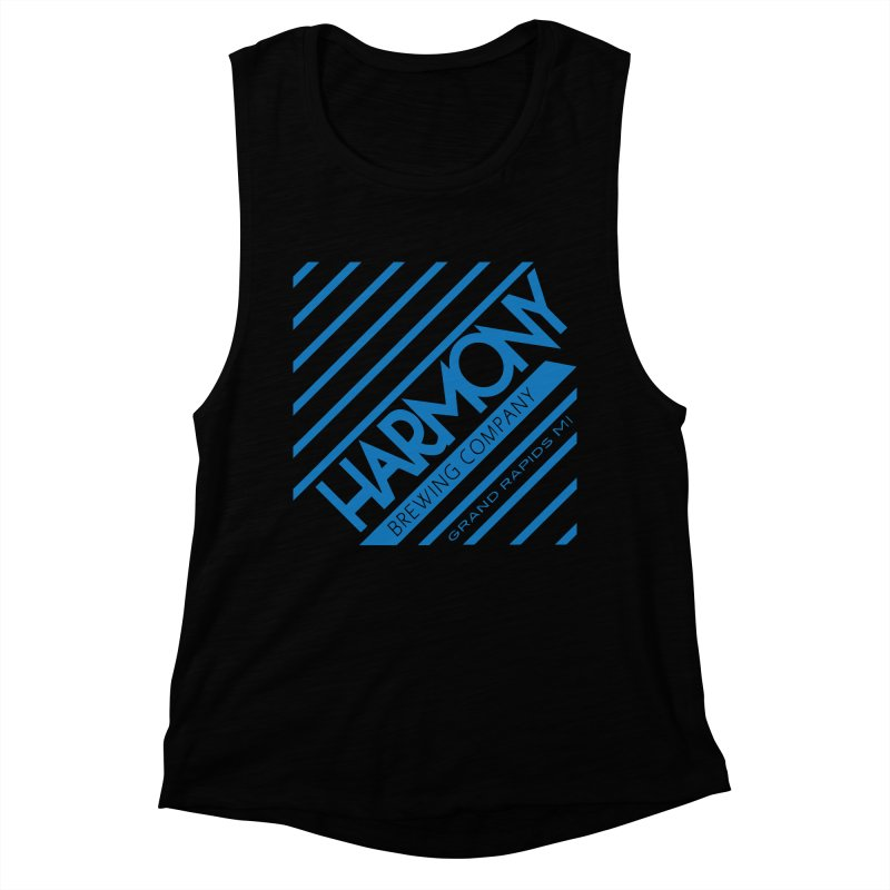 Our Harmony Women's Muscle Tank by Harmony Brewing Company