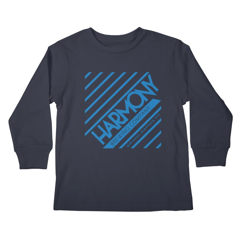 Our Harmony Kids Longsleeve T-Shirt by Harmony Brewing Company