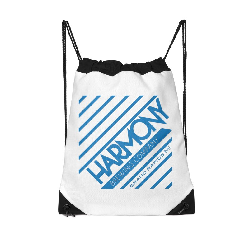 Our Harmony Accessories Drawstring Bag Bag by Harmony Brewing Company