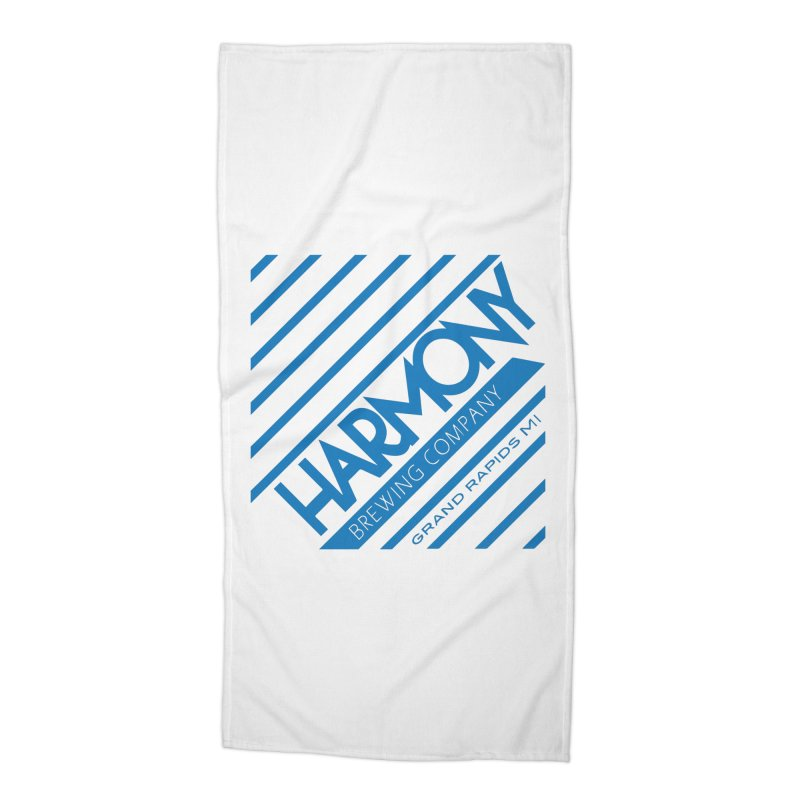 Our Harmony Accessories Beach Towel by Harmony Brewing Company
