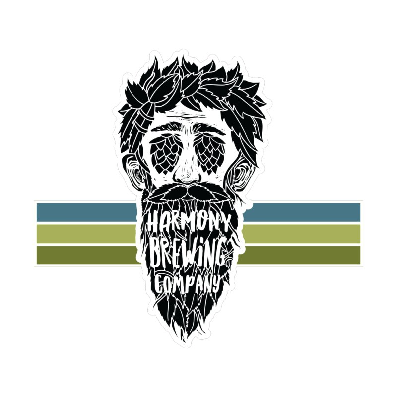 Stripey Hop Eyed Guy   by Harmony Brewing Company