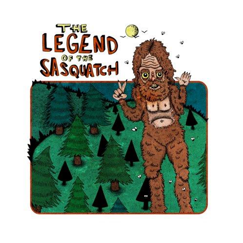 Design for The Legend of the Sasquatch