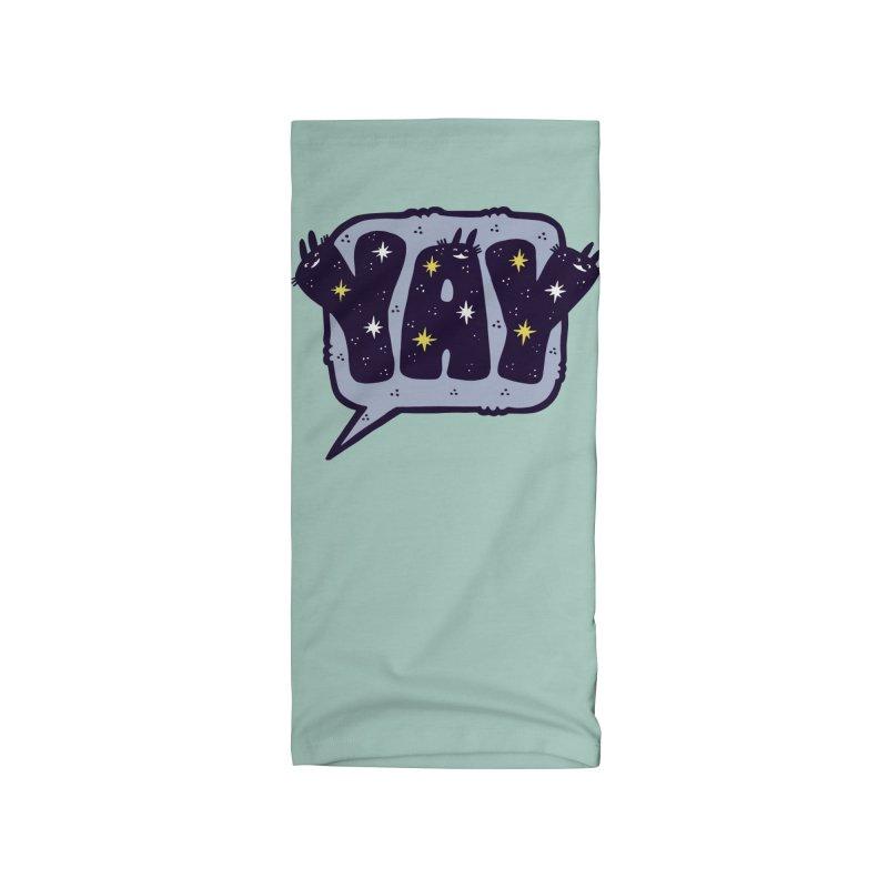 YAY Accessories Neck Gaiter by Haypeep's Artist Shop