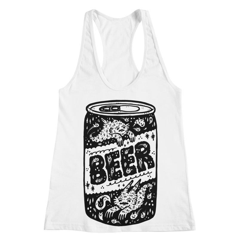 Beer can (white inside) Women's Tank by Haypeep's Artist Shop