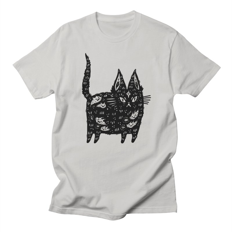 Fatty cat Men's Regular T-Shirt by Haypeep's Artist Shop