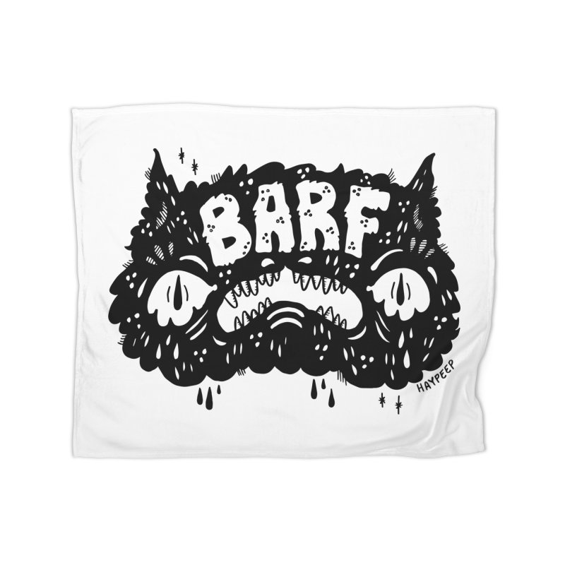 BARF Home Bath Mat by Haypeep's Artist Shop