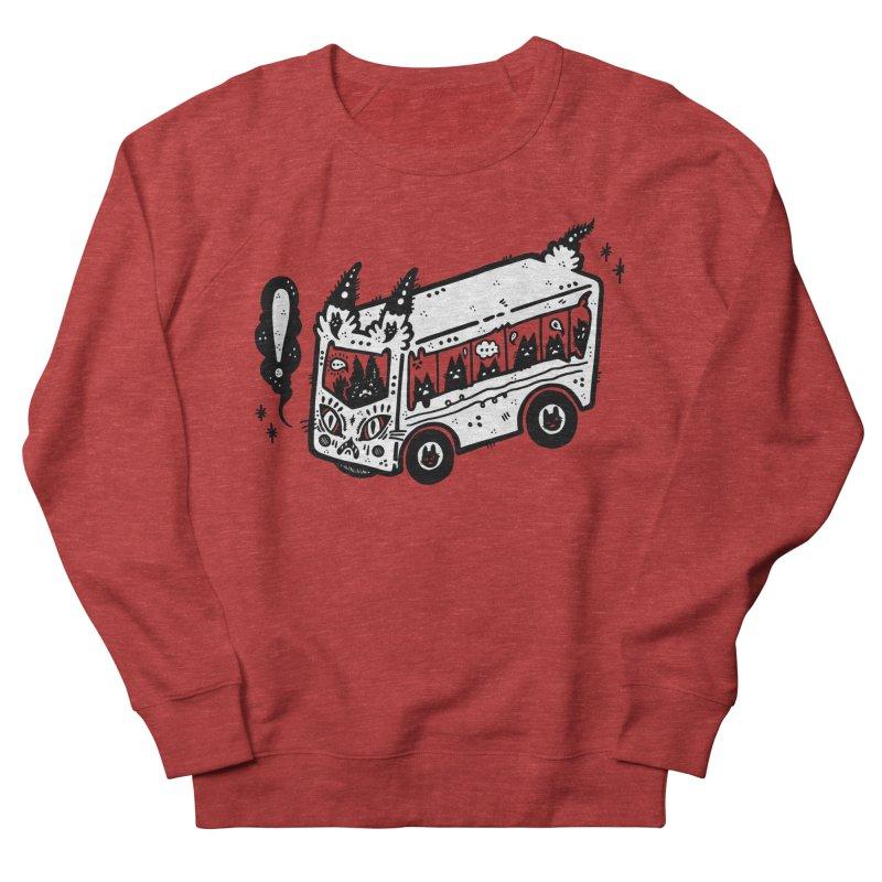 Silly bus (syllabus?), white background, no text Women's Sweatshirt by Haypeep's Artist Shop