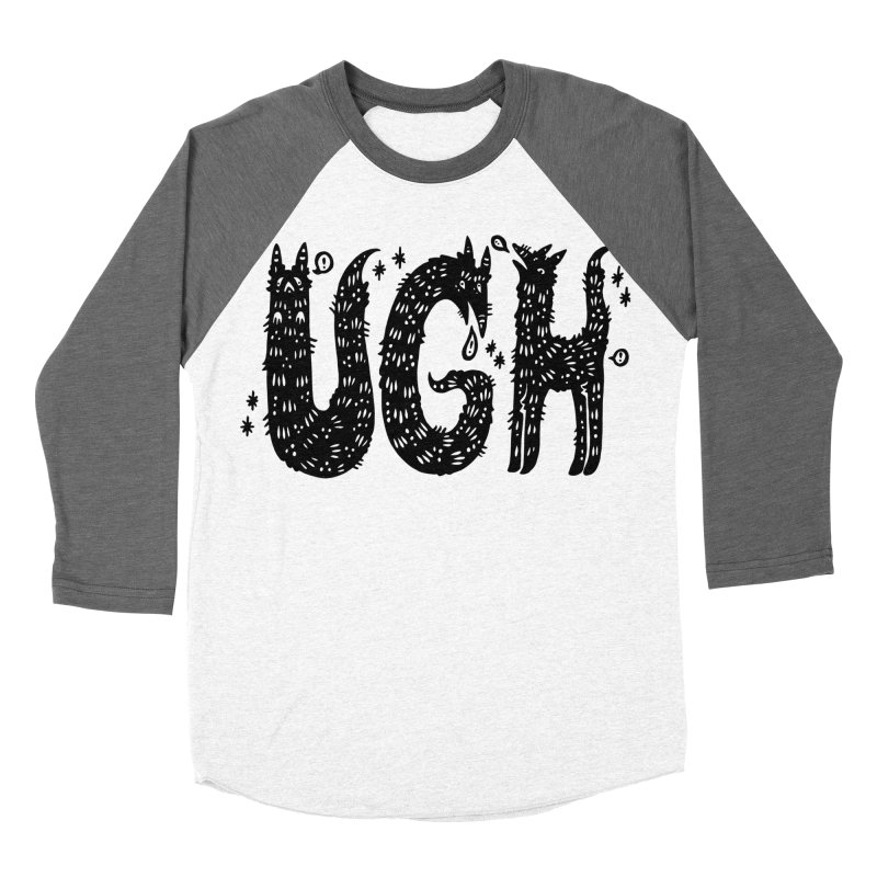 UGH Women's Longsleeve T-Shirt by Haypeep's Artist Shop