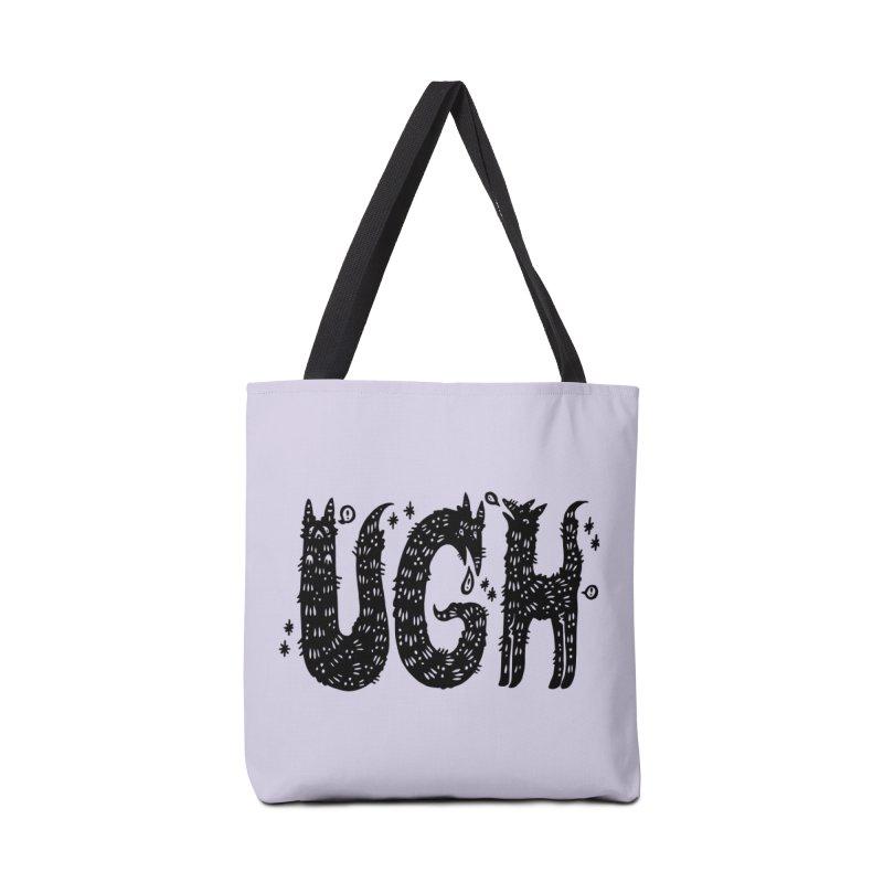 UGH Accessories Tote Bag Bag by Haypeep's Artist Shop