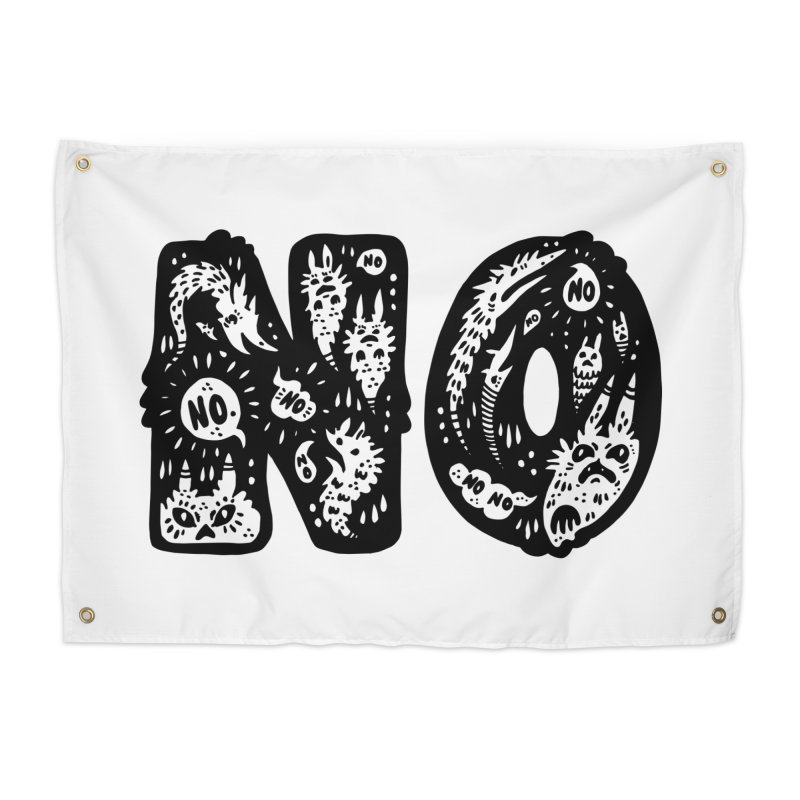 NO Home Tapestry by Haypeep's Artist Shop