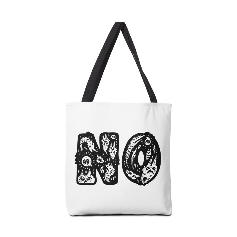 NO Accessories Bag by Haypeep's Artist Shop