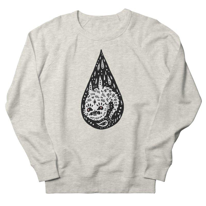 Goblin Droplet Women's French Terry Sweatshirt by Haypeep's Artist Shop