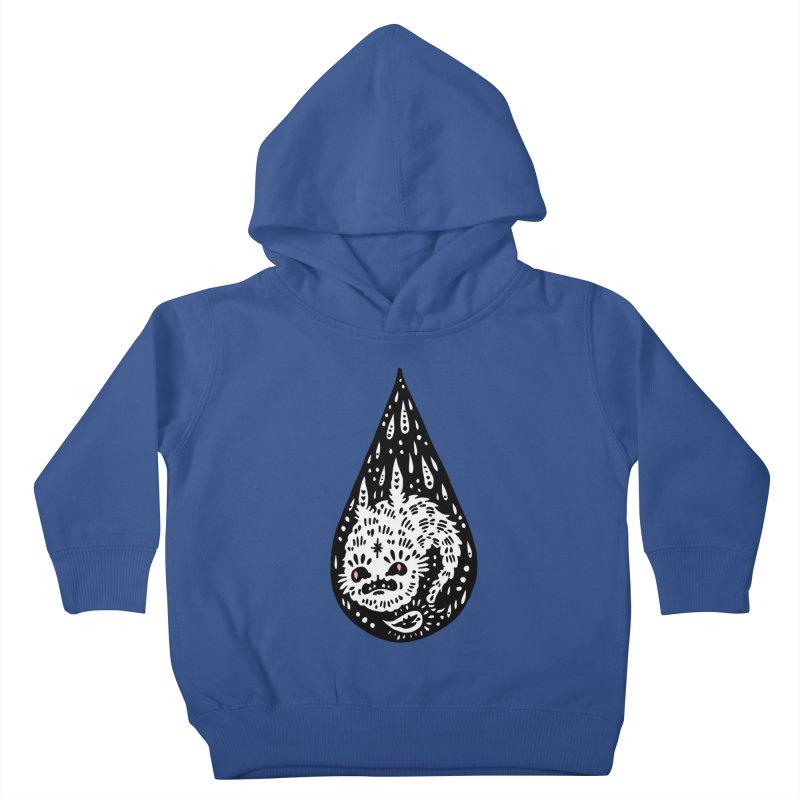 Goblin Droplet Kids Toddler Pullover Hoody by Haypeep's Artist Shop
