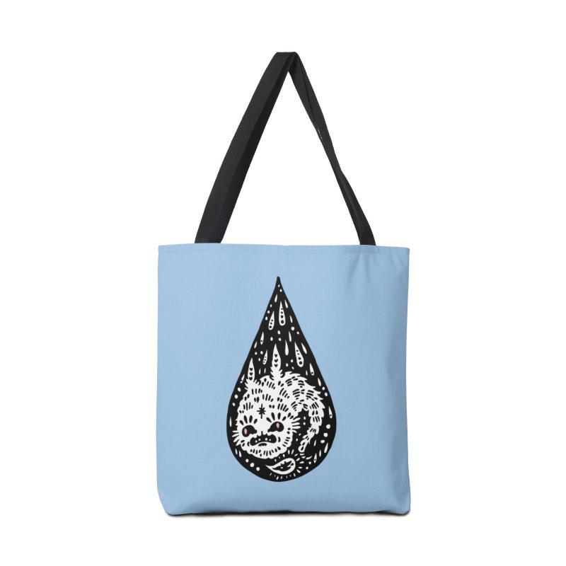 Goblin Droplet Accessories Tote Bag Bag by Haypeep's Artist Shop