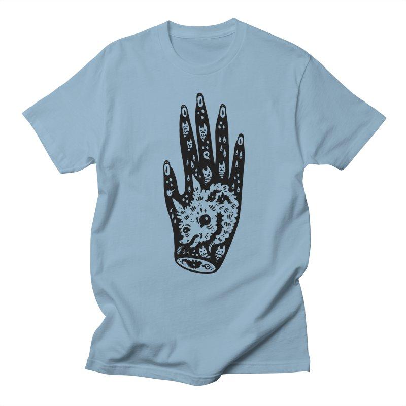 Right Hand Women's Regular Unisex T-Shirt by Haypeep's Artist Shop