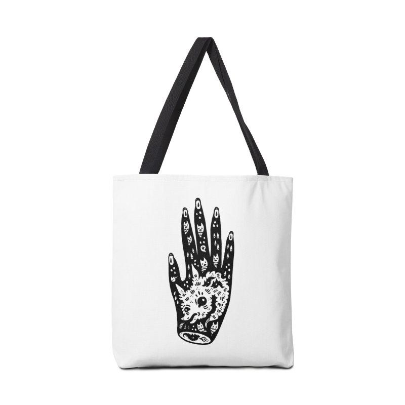 Right Hand Accessories Bag by Haypeep's Artist Shop