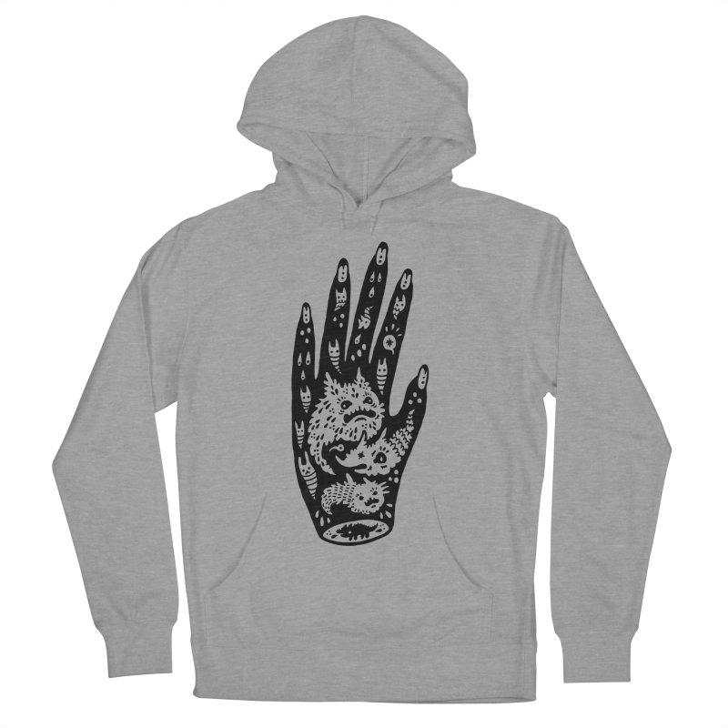 Left Hand Women's Pullover Hoody by Haypeep's Artist Shop